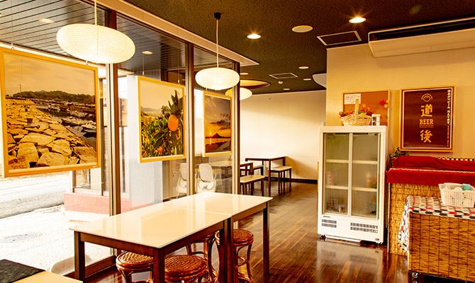 愛媛県松山市の宿泊施設「Bed&Breakfast さかのうえ」朝食バイキング
